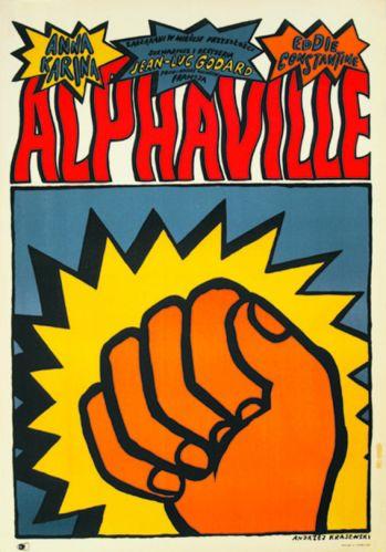 Alphaville Godard