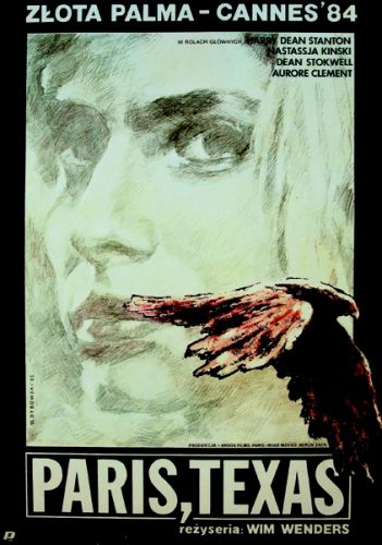 Paris Texas Wenders