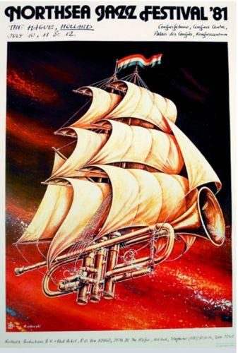 Jazz Den Haag 1981