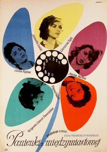 Film Demoiselles du téléphone