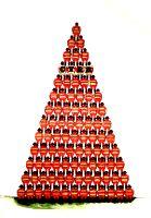 La pyramide de Sawka