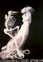 Danse macabre Strindberg